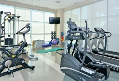 Castello Fitness Facilities