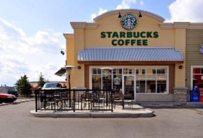 Starbucks Coffee, Cochrane AB