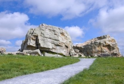 Big Rock, the Okotoks Erratic