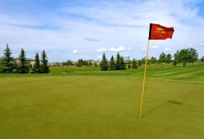 Woodside Golf Course in Airdrie