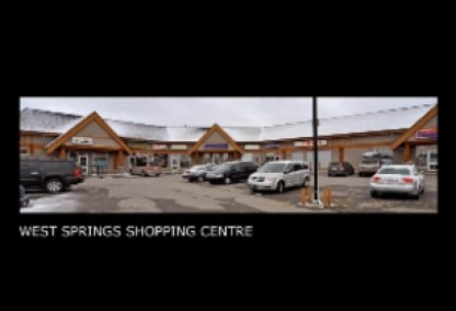 West Springs Shopping Centre