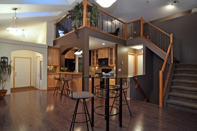 ranch homeplans walk out basement