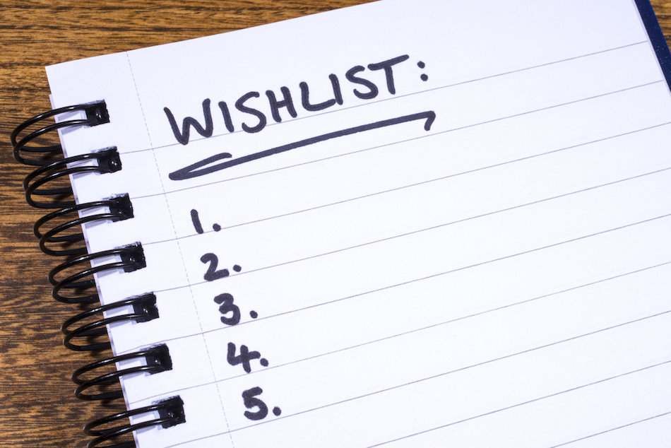How to Construct the Perfect Home Buying Wishlist