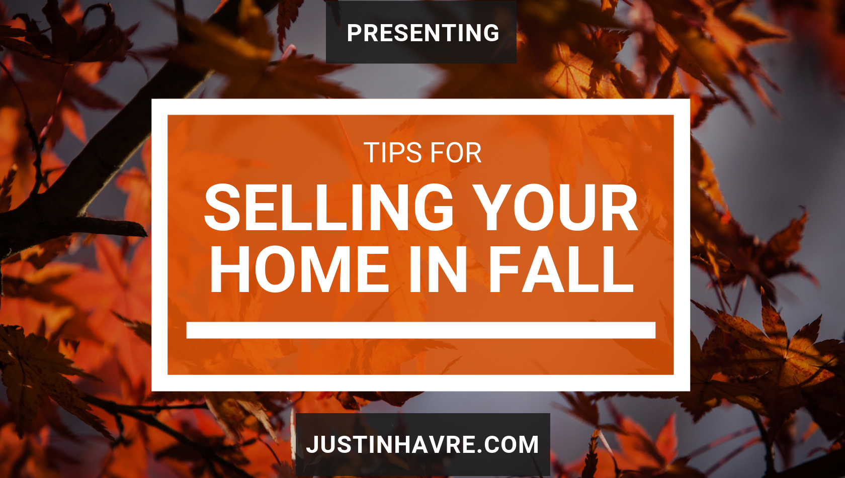 Tips for Selling a Home in Fall
