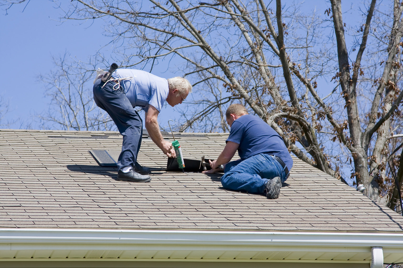 Fixing and Repairing Roof Damage