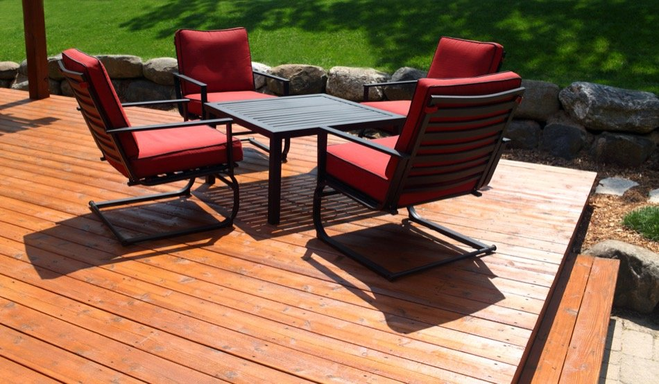 Adding a deck brings value even to Canadian homes. Read some examples