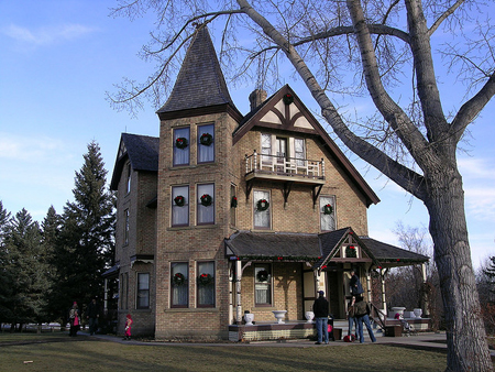 Explore the Haunted Buildings in Calgary