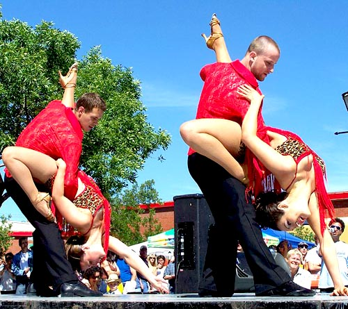 Sun and Salsa Festival - Image Credit: http://commons.wikimedia.org/wiki/User:Thivierr